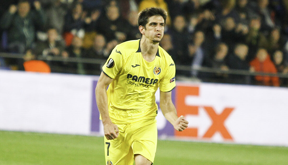Gerard Moreno firma su cuarto doblete como amarillo
