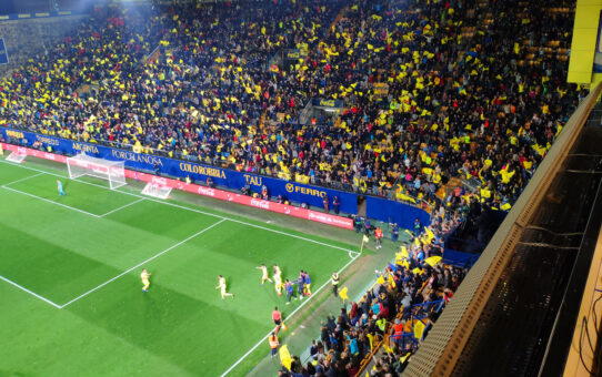 Villarreal 3-Rayo 1, victoria vital