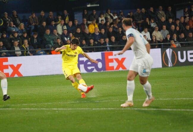 gol gerard 650x443 - EN DIRECTO Villarreal-Zenit