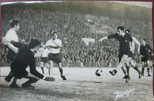 El primer Levante-Villarreal en liga (19-11-1968)