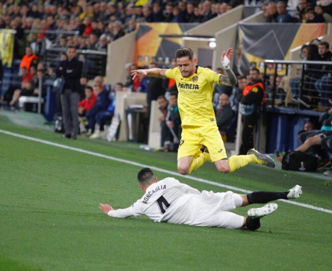 3 2 650x530 - Las fotos del Villarreal-Valencia (Europa League)