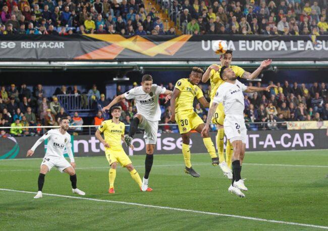 4 1 650x459 - Las fotos del Villarreal-Valencia (Europa League)