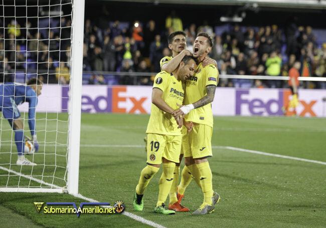 89D7809 copia 650x455 - Las fotos del Villarreal-Valencia (Europa League)