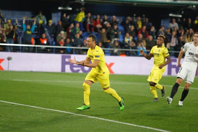 IMG 20190411 WA0024 1 650x434 - Las fotos del Villarreal-Valencia (Europa League)