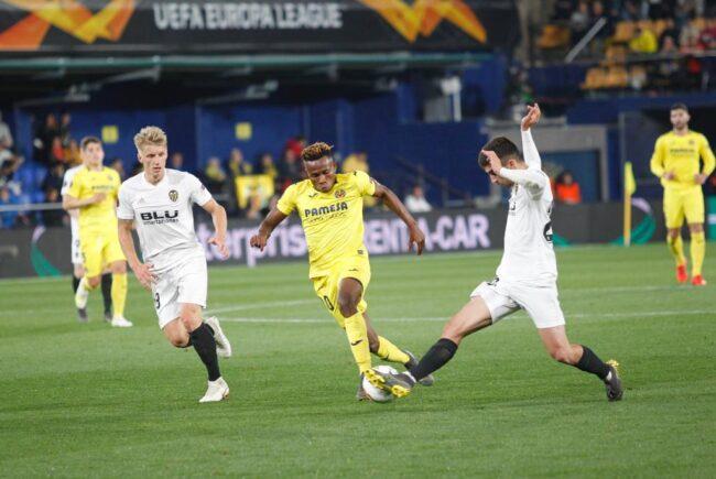 IMG 20190411 WA0029 1 650x435 - Las fotos del Villarreal-Valencia (Europa League)