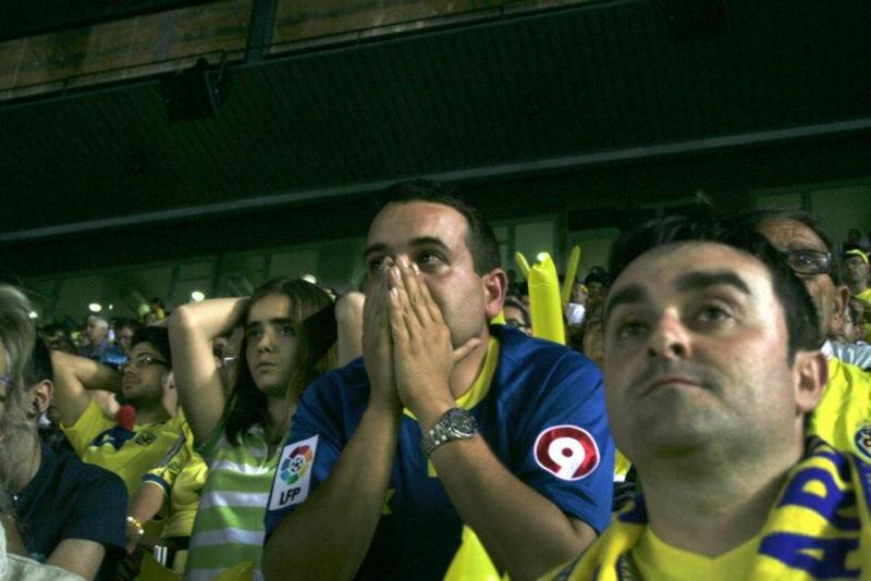 aficion dia del descenso - Partidos que el Villarreal iba ganando (2011/12)