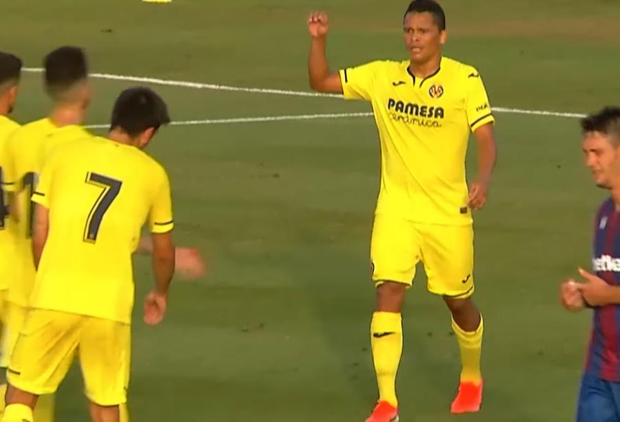 BACCA - El Villarreal progresa adecuadamente
