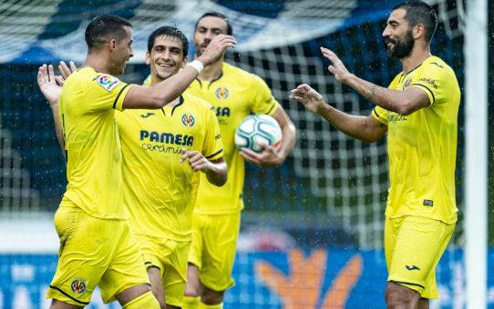 Villarreal 3-Colonia 1