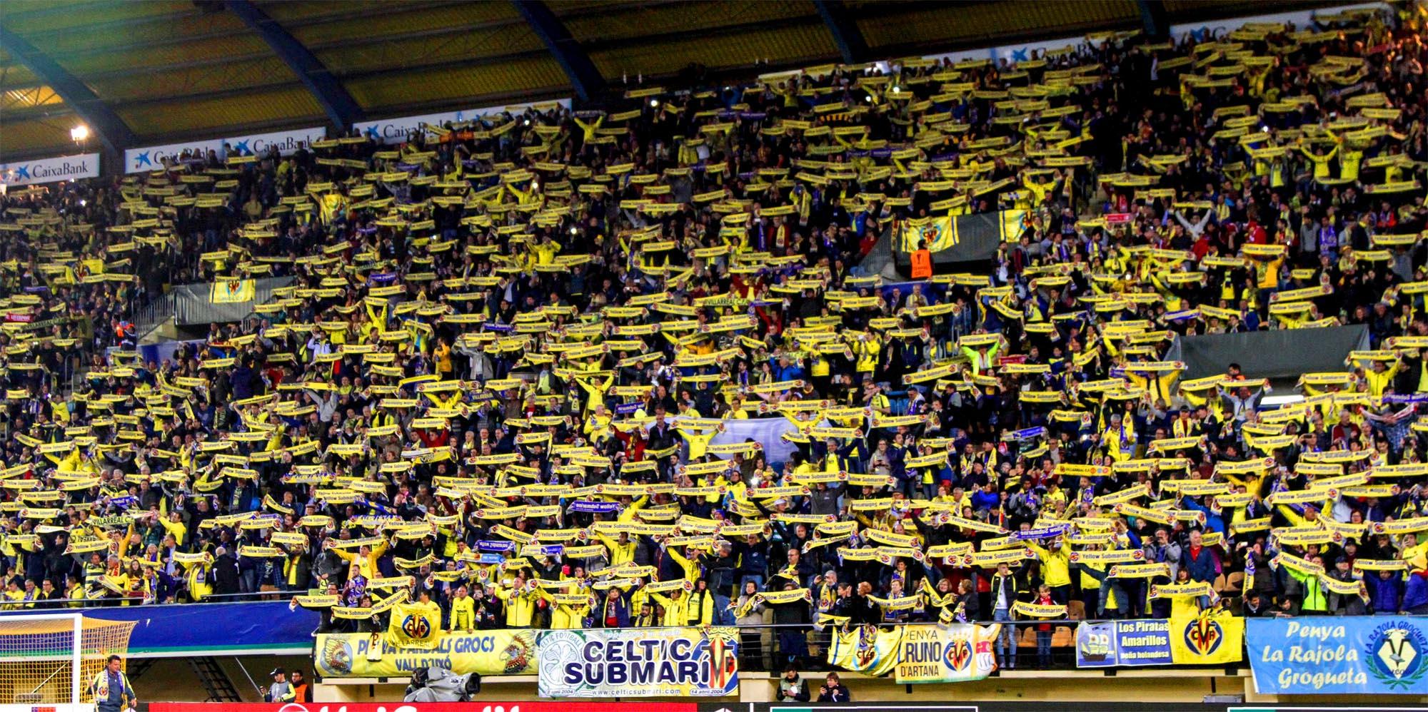 bufandeo2 - A pocos días del Villarreal-Real Madrid