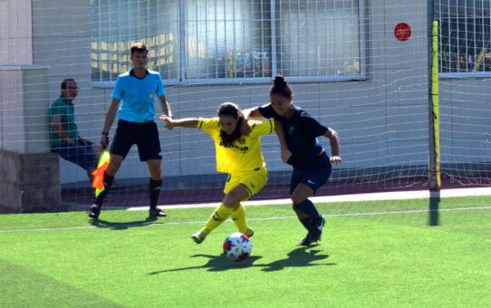Victoria del Villarreal Femenino ante el Gran Canaria