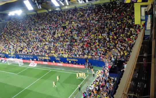 Villarreal 2-Madrid 2