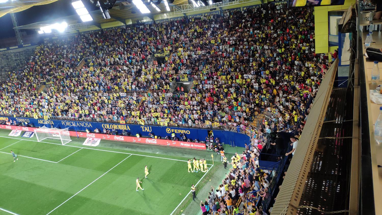 VILLARREAL 2 REAL MADRID 2 - Villarreal 2-Madrid 2