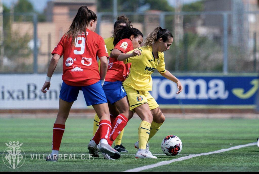 aixa - El Villarreal se lleva el derbi con gol de Aixa