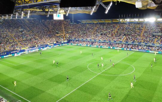 Festival de goles en el estadio de la Cerámica