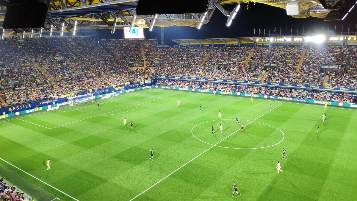villarreal betis 5 1 - Festival de goles en el estadio de la Cerámica