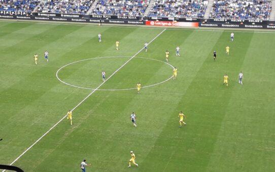 Espanyol-Villarreal, no apto para cardíacos