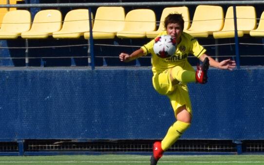 Villarreal femenino, regreso y debut