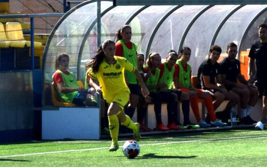 Vuelta a la victoria del Villarreal Femenino (2-4)