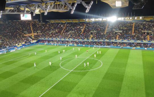 Villarreal 1-Celta 3. Se resiste la victoria 300