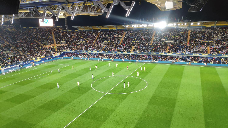 Villarreal 1 Celta 3 - Villarreal 1-Celta 3. Se resiste la victoria 300