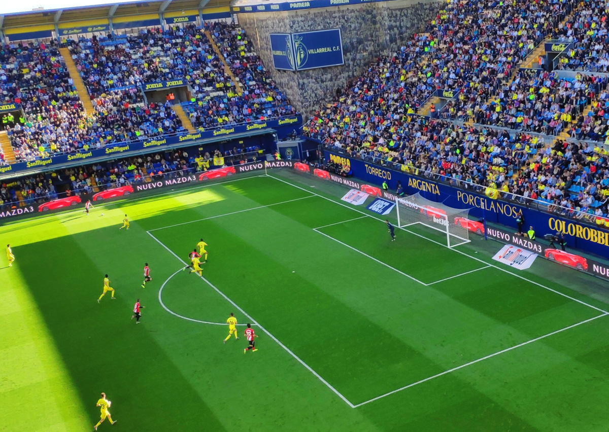 Villarreal Athletic 12 - Empate indiferente