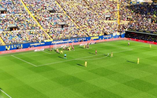 El Villarreal mereció más ante el Athletic