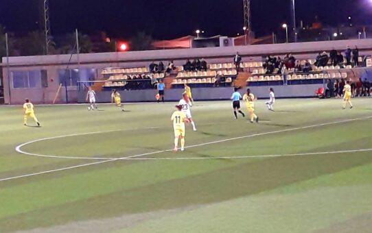 Primera derrota del Villarreal Femenino en casa