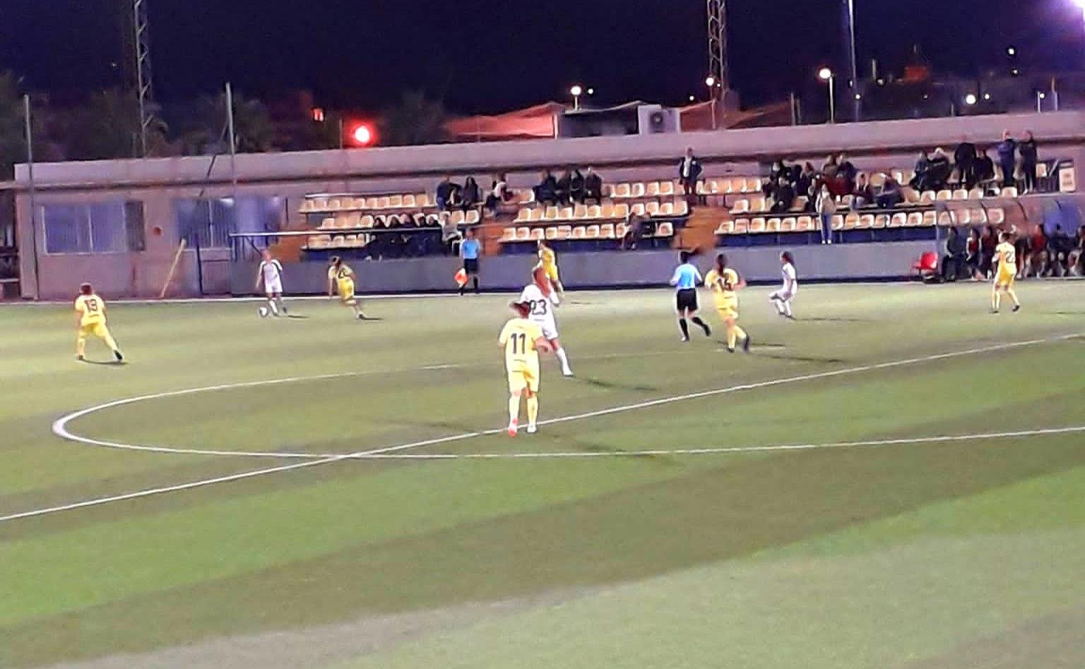 derrota villarreal femenino - Primera derrota del Villarreal Femenino en casa