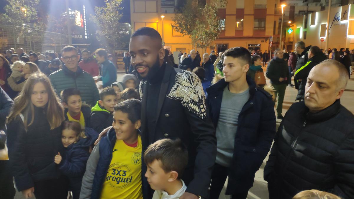 bakambu 12 - Villarreal-Atlético de Madrid EN DIRECTO