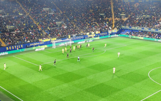 Villarreal 0-Atleti 0. Merecido empate