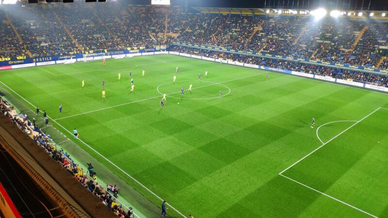 El Villarreal CF tras ganar al Levante (2-1) se aúpa a puestos europeos
