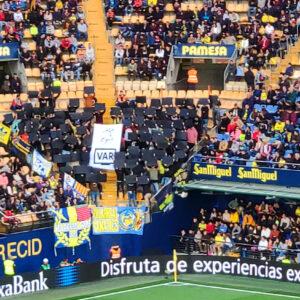 El fútbol insípido del Villarreal