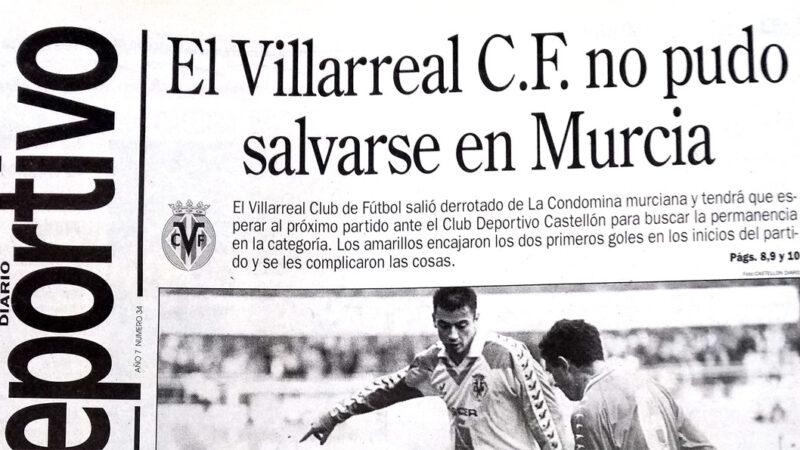 El Villarreal un 1 de mayo