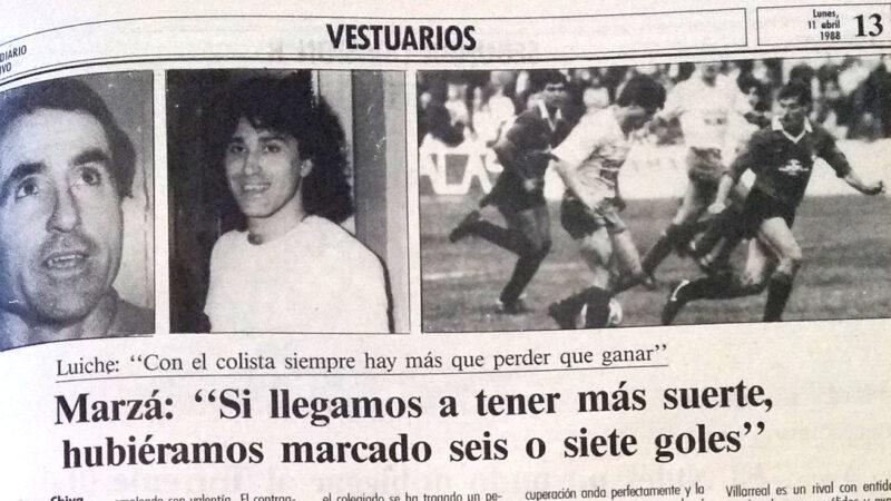 El Villarreal un 10 de abril