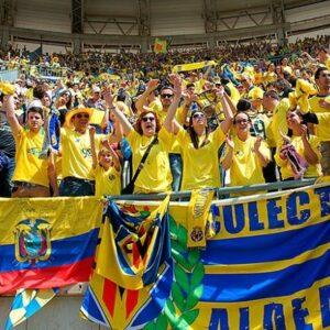 El Villarreal un 14 de abril