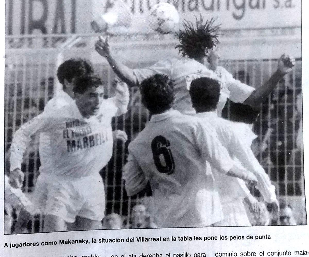 El Villarreal un 18 de abril