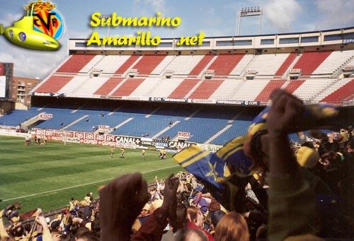 El Villarreal un 23 de abril