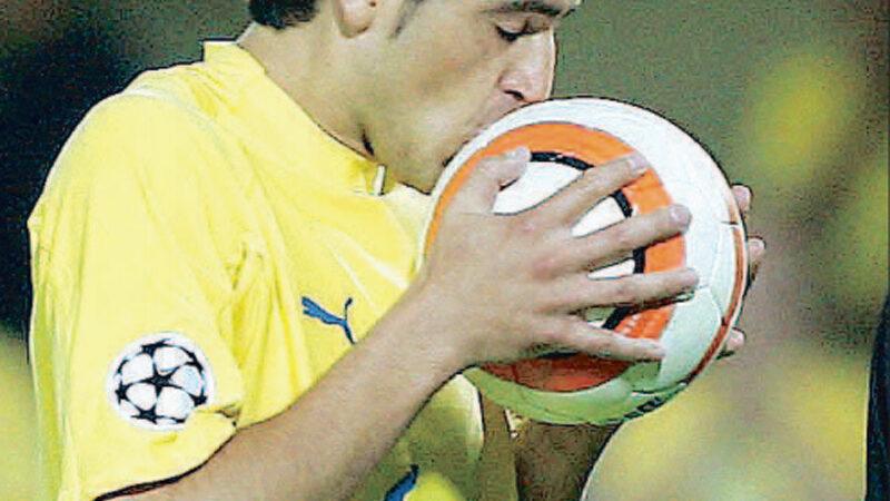 El Villarreal un 25 de abril