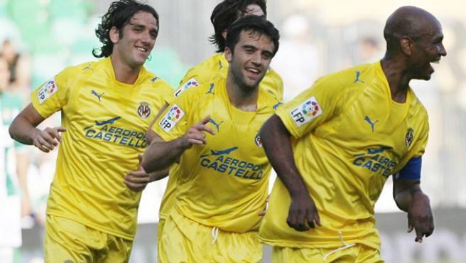 El Villarreal un 27 de abril