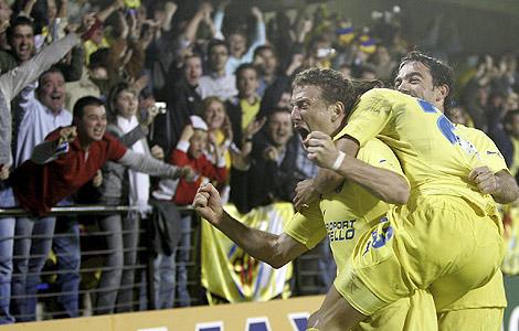 El Villarreal un 4 de Abril