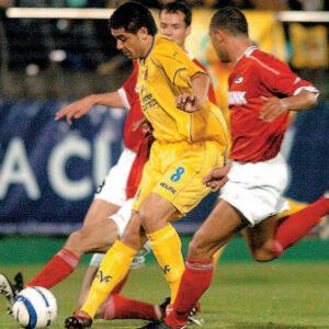 El Villarreal un 7 de abril