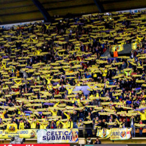 El Villarreal un 28 de abril
