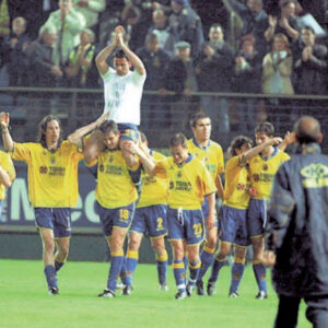El Villarreal un 5 de Abril