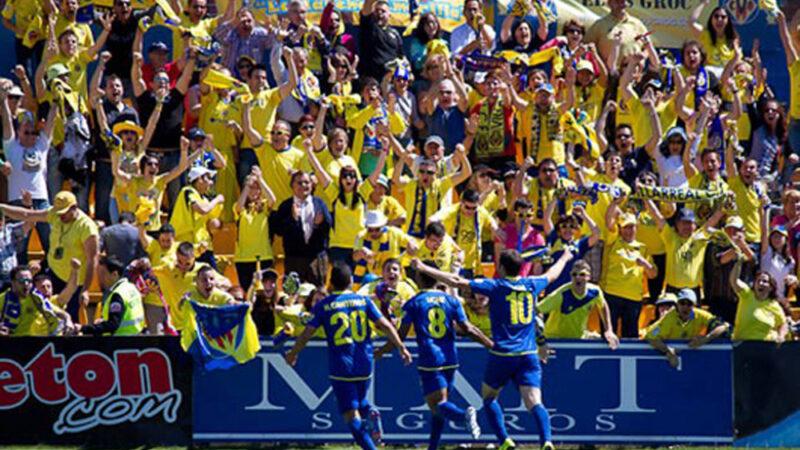 El Villarreal un 12 de mayo
