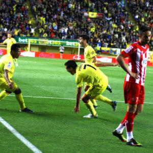 El Villarreal un 18 de mayo