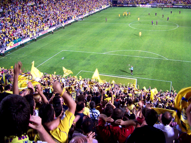 El Villarreal un 29 de mayo