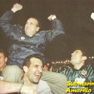 El Villarreal un 24 de mayo