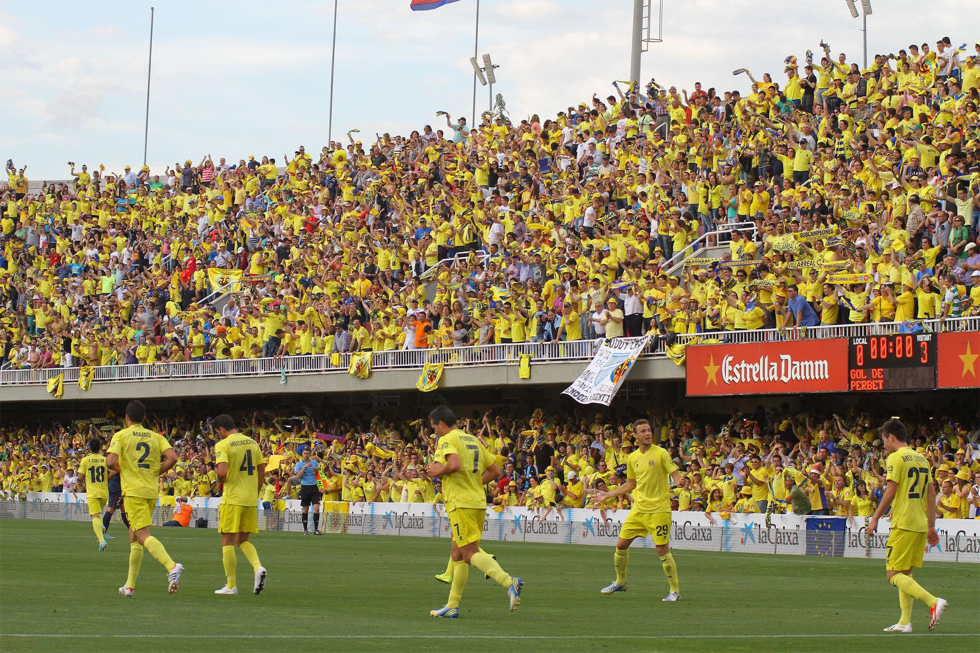 El Villarreal un 2 de junio