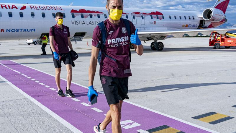 El Villarreal sigue en racha