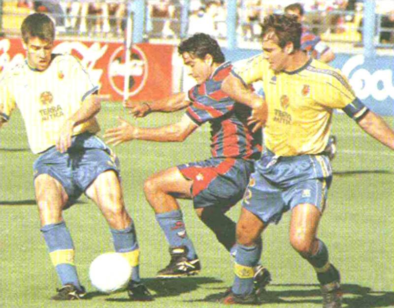 De Pedro pidió perdón al Alavés. El Villarreal un 20 de junio